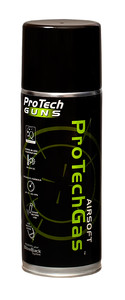 Green Gas ProTechGas + silikon 520ml